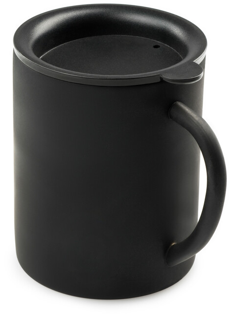GSI Glacier Stainless Camp Cup 296ml black